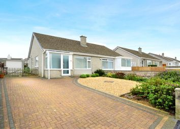 Thumbnail 2 bed semi-detached bungalow for sale in Wearde Road, Saltash, Cornwall