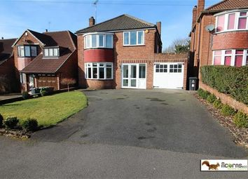 Thumbnail 4 bed detached house for sale in Calthorpe Close, Walsall