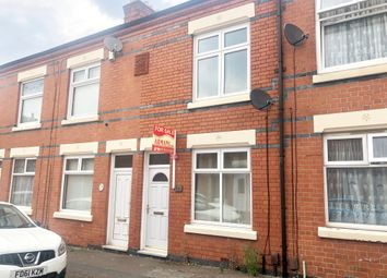 Thumbnail 3 bed terraced house for sale in Stanhope Street, Leicester