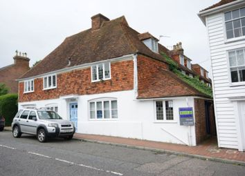 Thumbnail 2 bed cottage for sale in Bank Cottage, 7 High Street, Winchelsea