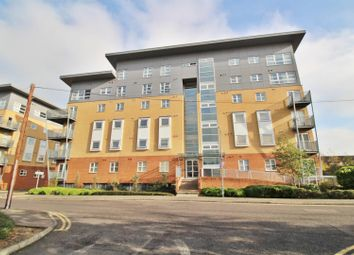 Thumbnail 2 bed flat for sale in Odette Court, Station Road, Borehamwood