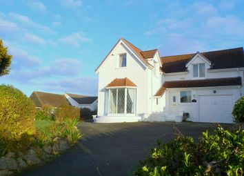 Thumbnail 3 bed detached house to rent in Longleat Avenue, Craigside, Llandudno