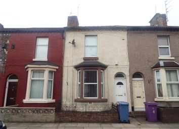 Thumbnail 3 bed terraced house for sale in Mansell Road, Liverpool, Merseyside, England