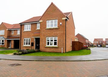 Thumbnail 4 bed detached house for sale in Tentor Street, Pocklington, York