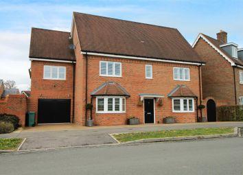 Ellis Road, Broadbridge Heath, Horsham RH12. 4 bed detached house for sale