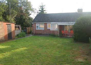 Thumbnail 2 bed bungalow to rent in Forge Close, Sturry, Canterbury