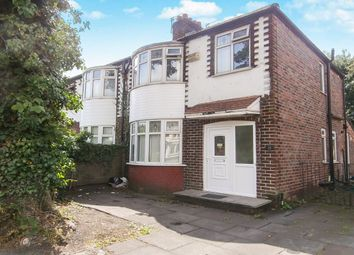 Thumbnail 3 bed semi-detached house to rent in London Road, Hazel Grove, Stockport