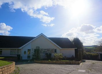Thumbnail 5 bed bungalow for sale in Trent Close, Tolpuddle, Dorchester