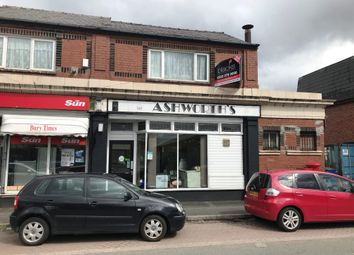 Thumbnail Restaurant/cafe for sale in Bridge Street, Bury
