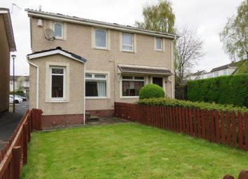 Thumbnail 2 bed semi-detached house for sale in Keynes Square, Bellshill