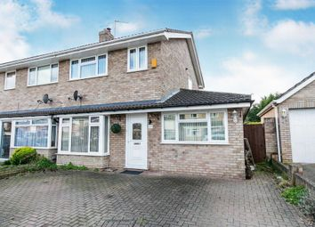 Thumbnail 4 bed semi-detached house for sale in Newcastle Avenue, Stanway, Colchester