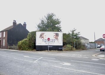 Thumbnail Commercial property for sale in Land On North West Side Of, Methley Road, Castleford, West Yorkshire