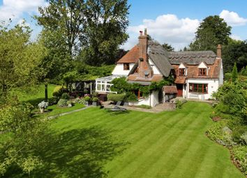 Thumbnail 4 bed cottage for sale in Horsemoor, Chieveley, Newbury