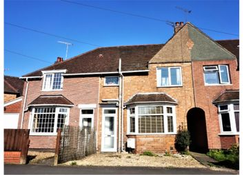 Thumbnail 3 bed terraced house for sale in All Saints Road, Warwick