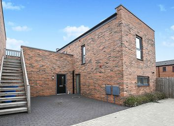 Thumbnail 3 bed town house for sale in Bemrose Court, Derby