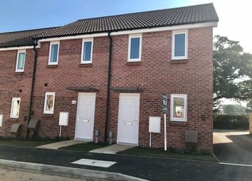 Thumbnail 2 bed semi-detached house to rent in Luccombe Oak, Cranbrook, Exeter