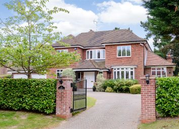 Thumbnail 5 bed detached house for sale in Challacombe Close, Hutton, Brentwood