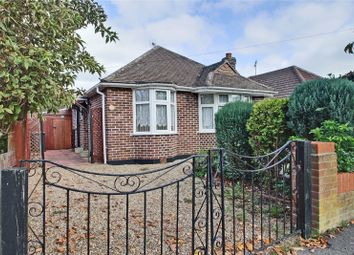Thumbnail 2 bed detached bungalow for sale in Selbourne Avenue, New Haw, Surrey
