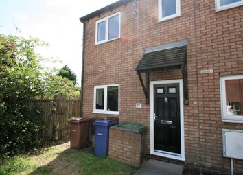 Thumbnail 2 bed end terrace house to rent in Florence Close, Grays
