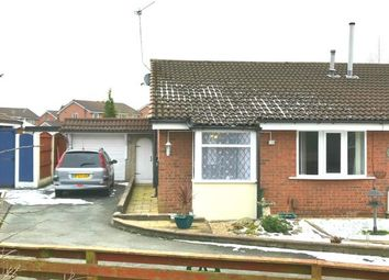 Thumbnail 1 bed bungalow for sale in Daniel Close, Birchwood, Warrington, Cheshire