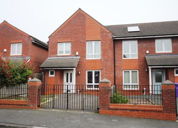 Thumbnail 3 bed semi-detached house to rent in Hartopp Road, Belle Vale, Liverpool, Merseyside