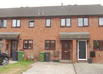 Thumbnail 2 bed terraced house for sale in Rotherwas Close, Hereford