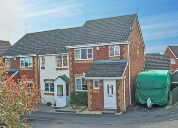 Thumbnail 3 bed end terrace house for sale in Cleobury Close, Redditch