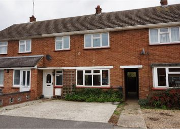 Thumbnail 2 bed terraced house for sale in Wood Road, Maldon