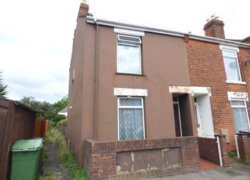 Thumbnail 2 bedroom end terrace house for sale in Pelham Road, Gosport