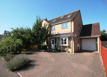 Thumbnail 5 bedroom detached house for sale in The Causeway, Isleham, Ely