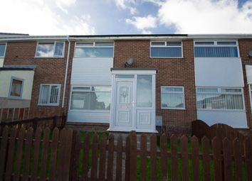 Thumbnail 3 bed terraced house to rent in Pontop View, Consett
