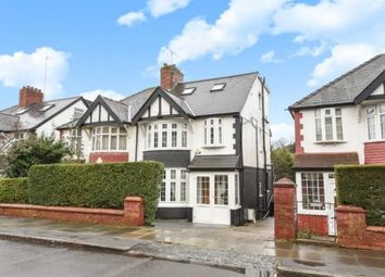 Thumbnail 4 bedroom semi-detached house for sale in Ferncroft Avenue, Finchley