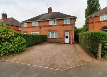 Thumbnail 4 bedroom semi-detached house for sale in Burrows Crescent, Beeston, Nottingham