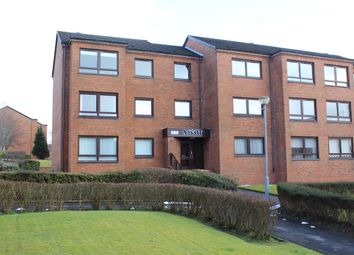 Thumbnail 1 bed flat for sale in Ascot Court, Anniesland