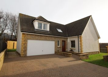 Thumbnail 4 bed detached house for sale in Bains Brae, Star, Glenrothes