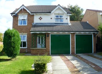 Thumbnail 4 bedroom detached house to rent in Broadstone, Marton