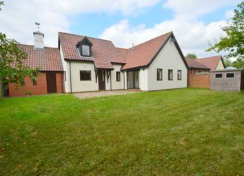 Thumbnail 4 bed property for sale in Drovers Rest, Kirstead, Norwich