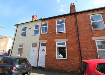Thumbnail 3 bed terraced house to rent in Grove End Road, Grantham