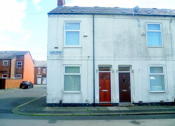 Thumbnail 2 bed end terrace house to rent in Barlow Street, Eccles, Manchester