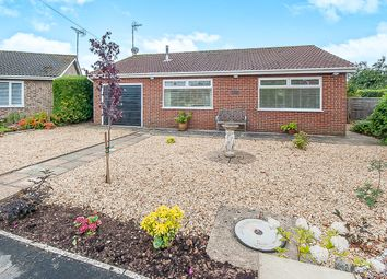 Thumbnail 2 bed detached bungalow for sale in Woodlands, Long Sutton, Spalding
