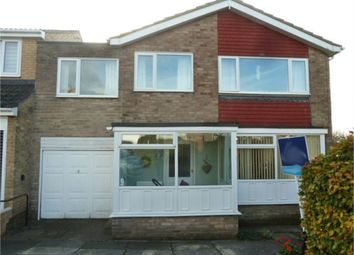 Thumbnail 4 bed link-detached house for sale in Frenton Close, Newcastle Upon Tyne, Tyne And Wear