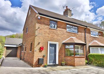 Thumbnail 3 bed semi-detached house for sale in Heaton Street, Milnrow, Rochdale, Greater Manchester
