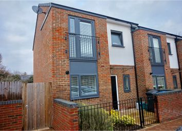 Thumbnail 2 bed end terrace house for sale in Meyrick Mead, Harlow
