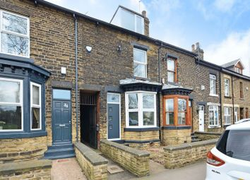 Thumbnail 3 bed terraced house for sale in Parkside Road, Hillsborough, Sheffied