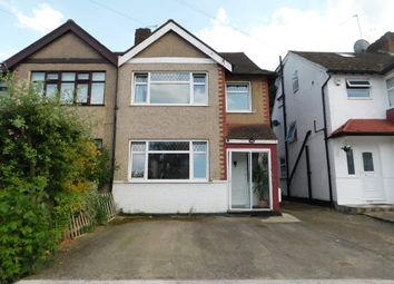 Thumbnail 4 bed semi-detached house for sale in Wills Crescent, Whitton