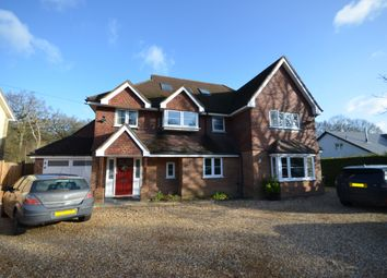 Thumbnail 5 bed detached house to rent in Frith End, Near Farnham