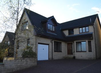 Thumbnail 5 bed detached house for sale in Glen Road, Torwood, Larbert, Falkirk