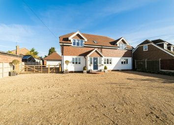 Thumbnail 5 bed detached house for sale in Adisham Road, Bekesbourne, Canterbury