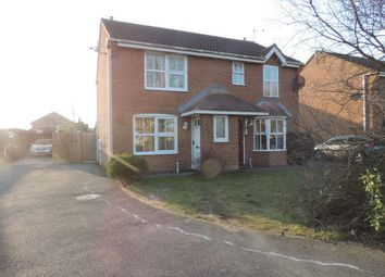 Thumbnail 2 bed semi-detached house to rent in Rochester Court, Bourne, Lincolnshire