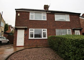 Thumbnail 2 bed semi-detached house to rent in Goyt Avenue, Marple, Stockport